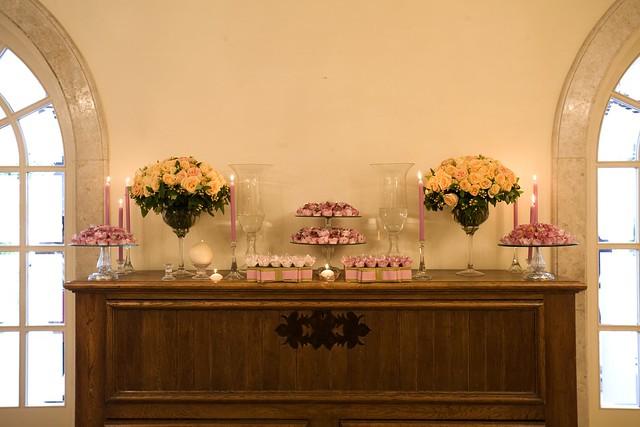 mesa de jardim jumbo : mesa de jardim jumbo:Aparador com doces