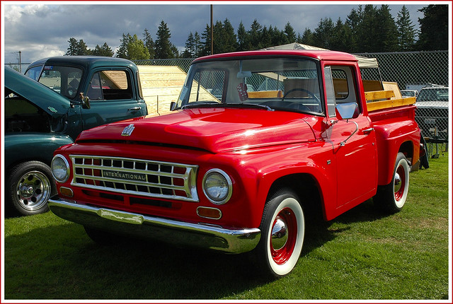 1964 International Truck Parts - 0425