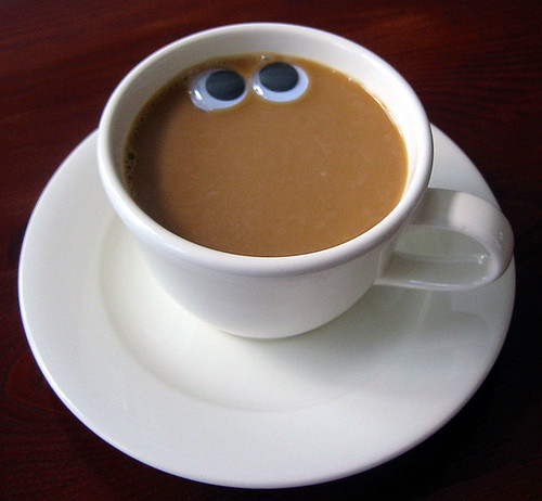 Icon for the new Flickr Group I administrate ~ Coffeeholics Anonymous