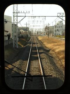 西武拝島線 (Seibu-haijima line)