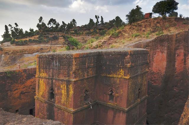 Ethiopia, Lalibela, Beta Giyorgis