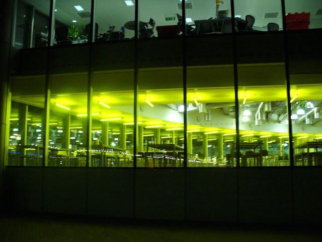 Empty office Bankside