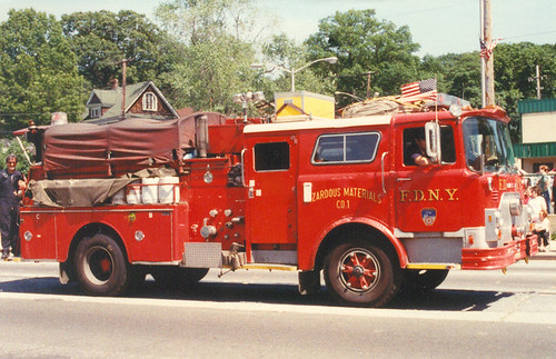 FDNY Hazardous Materials Company Number 1