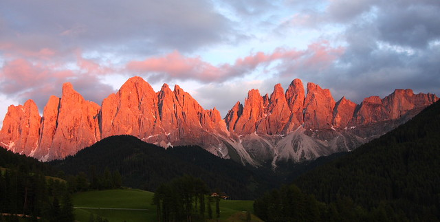 Dolomiti Sunset - by Gio'