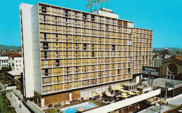 Wilshire Hyatt House Los Angeles