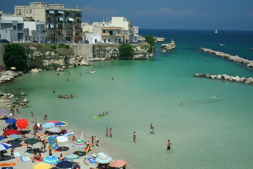 Otranto mare Salento