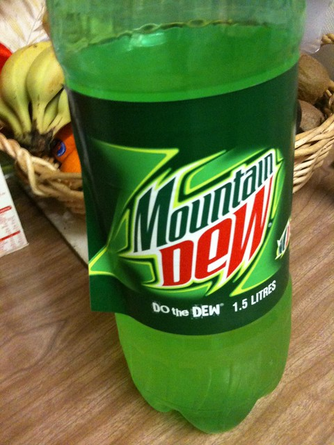 Is Mountain Dew Safe To Drink