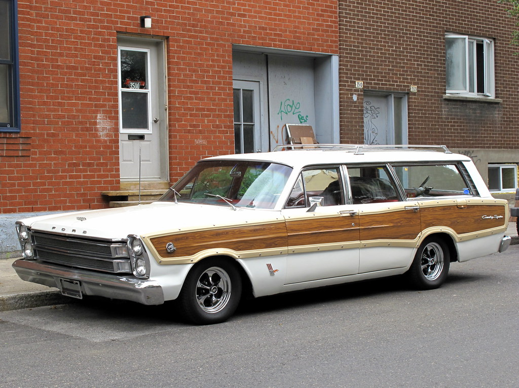 1966 ford country squire - photo #3
