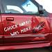 Chuck Norris was Here by Davor Desancic