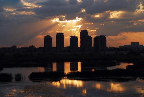 new city light lake clouds reflections geotagged shadows cloudy silhouettes blueribbonwinner warmandcold sunsettime flickrsbest mywinners platinumphoto anawesomeshot lightbreakingthrough shutterbox goldstaraward goldstarawardgoldmedalwinner absolutelystunningscapes rubyphotographer geo:lat=44410302 geo:lon=26135665