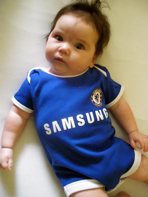 足球宝贝图片收集 切尔西吧