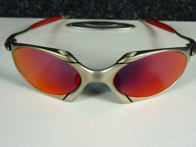 oakley romeo 1 x metal sunglasses louisiana bucket brigade