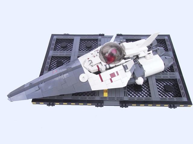 Korontrax FG 87b Starfighter 03