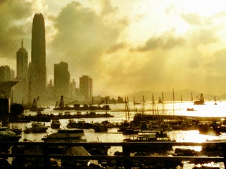 View Of Hong Kong