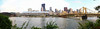 Downtown Pittsburgh by tht2009