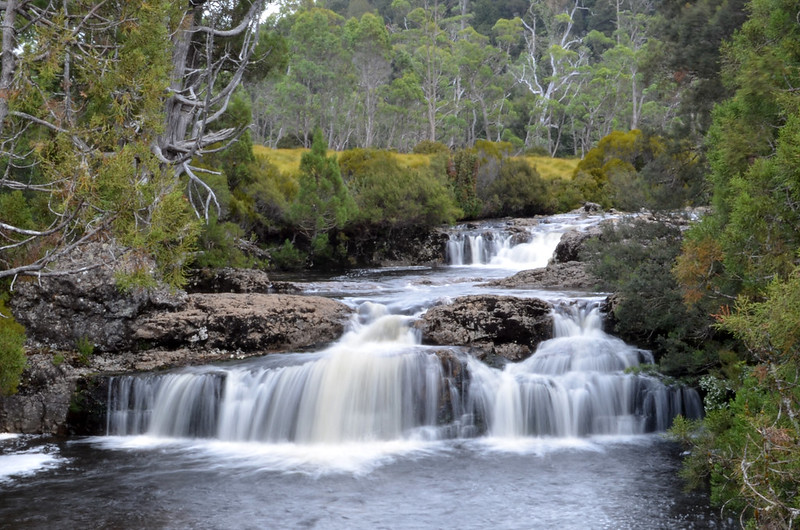Cascade Falls - Enchanted Walk - Cradle Valley - Tasmania
