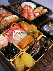 おせち料理 Osechi(Japanese New Year's Cuisine)