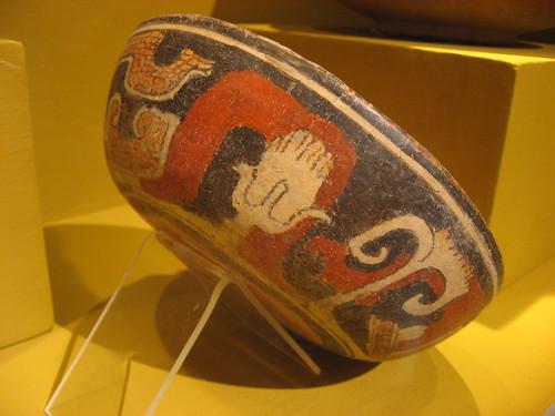 Mayan maize representation