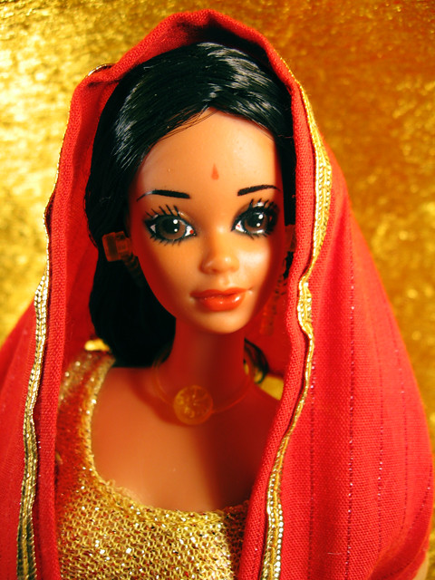 India Barbie 1st Edition