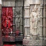 Kamakhya Temple : Ganesh at play