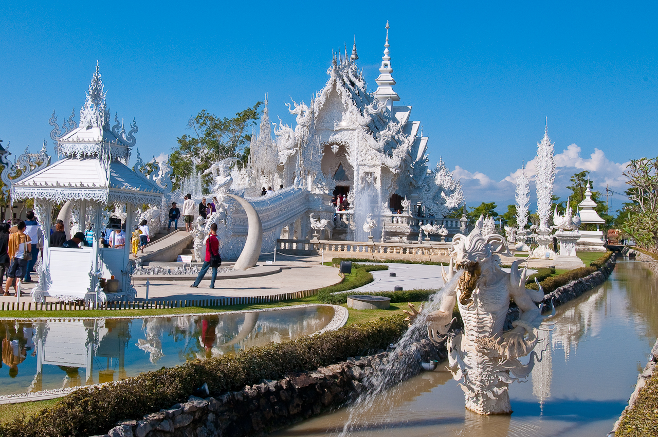 Ed 9 The Most Beautiful Temple In The World Wat Sanghathan Meditation Center