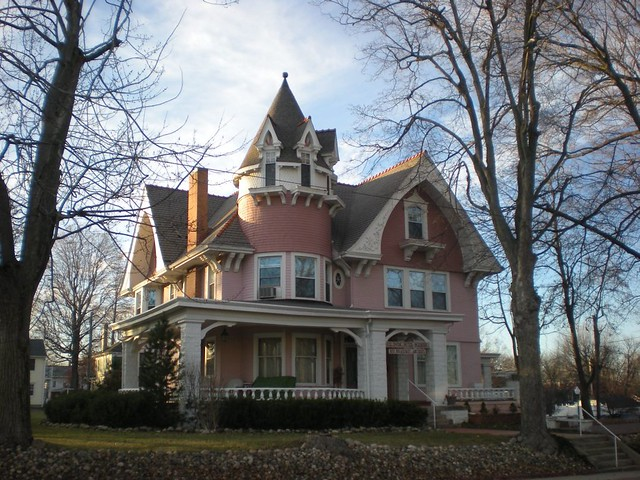Pink Tower House
