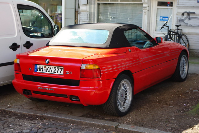 bmw z1 roadster alpina a photo on flickriver. Black Bedroom Furniture Sets. Home Design Ideas