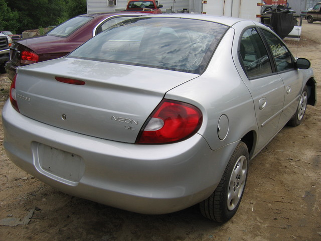 2002 dodge neon now parting out east coast auto salvage. Black Bedroom Furniture Sets. Home Design Ideas