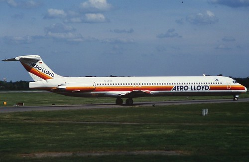 Aero Lloyd McDonnell Douglas MD-83