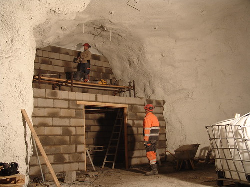 Construction of Interior Structure