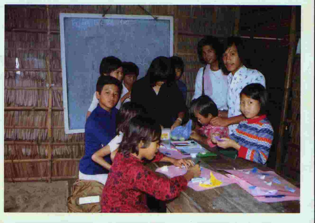 Nha Tre 1 - Children Center