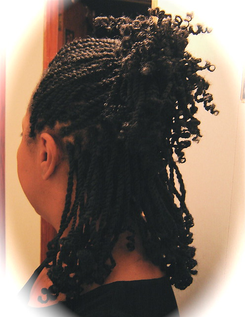 Micro Kinky Twists http://www.flickr.com/photos/42653276@N06/3930911721/