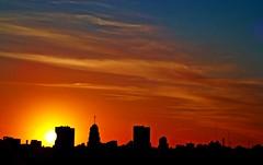 Ocaso 06-10-09 - 10-09-10 sunset