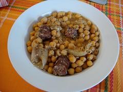 meal, chickpea, vegetable, chana masala, food, full breakfast, dish, cuisine,