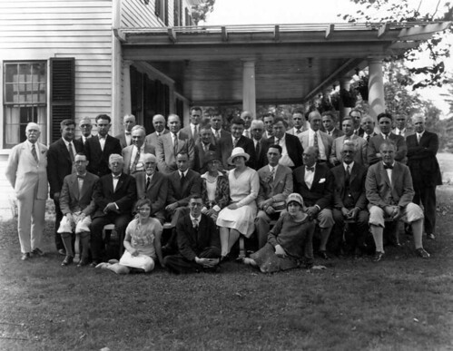 1927 Executive Committee Vermont Chamber of Commerce