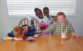 Blow Out Your Candles ... Again !