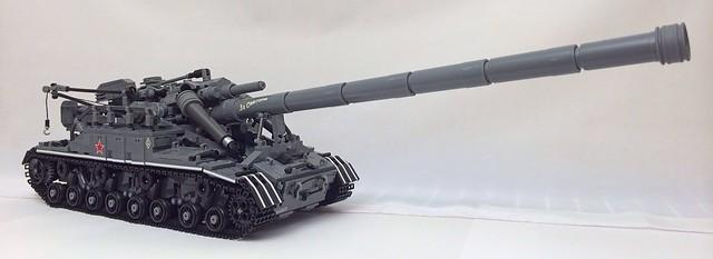 Soviet 2A3 'Kondensator' 2P