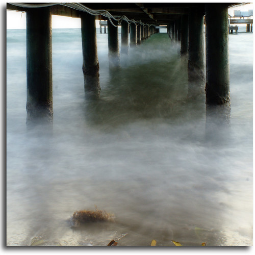 longexposure travel dock belize sony carribbean centralamerica placencia a700 aplusphoto