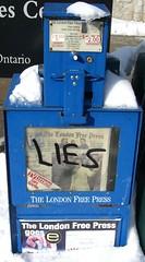 'LIES'