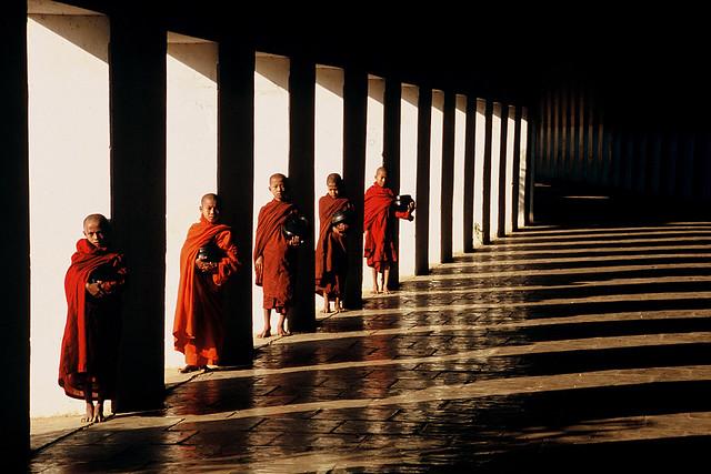 Asia -  Myanmar / Burma - Bagan