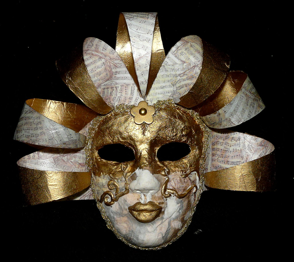 Mascaras venecianas taringa - Mascaras venecianas decoracion ...