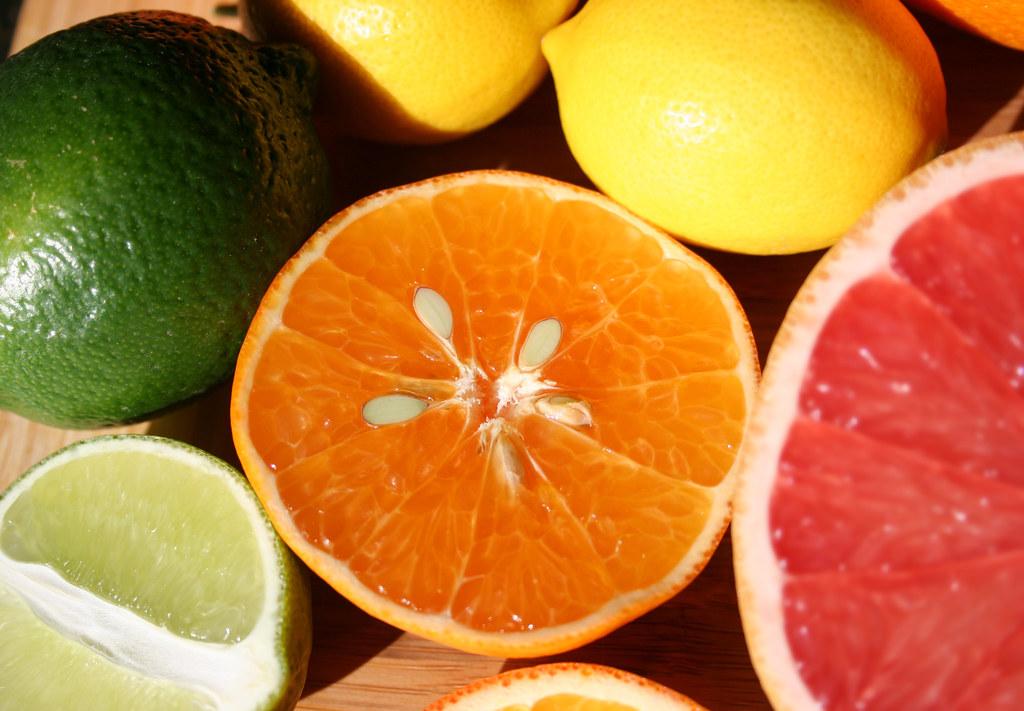 Citrus Tasting