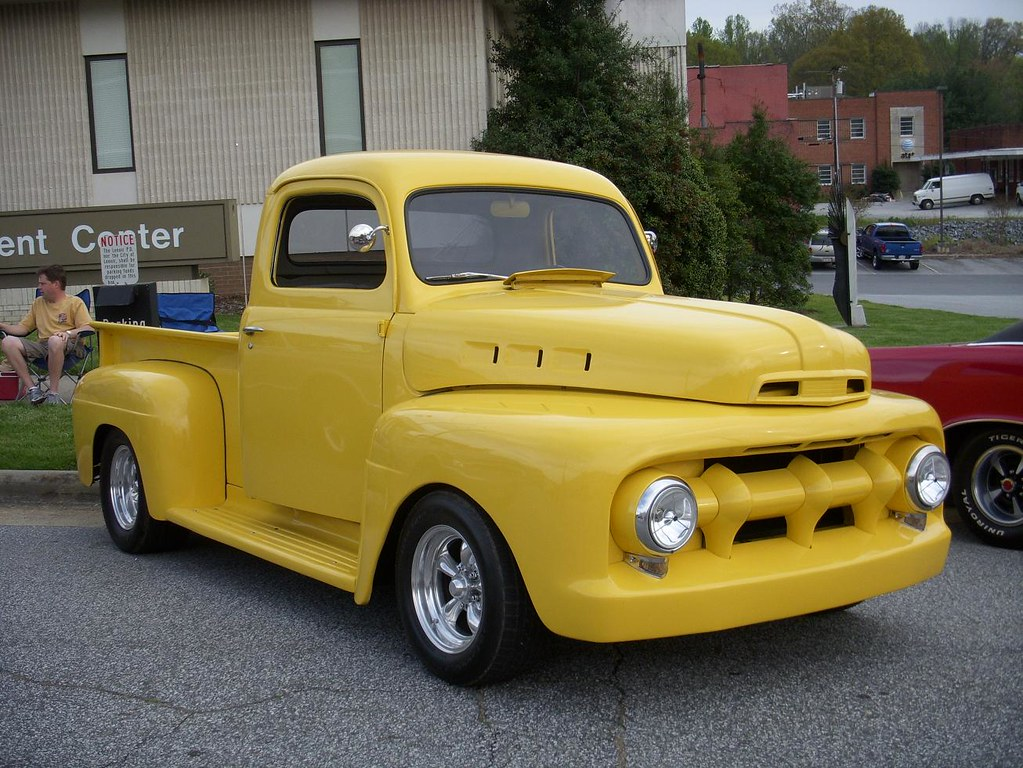 1952 ford pickup lenoir cruisers nc mike flickr