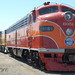 Southern Pacific Railroad No. 6051 by Lighthouse Trek Keeper