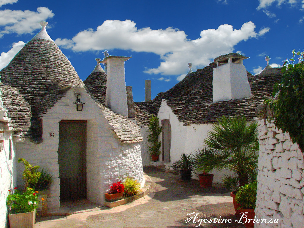 Trulli - Alberobello (BA)