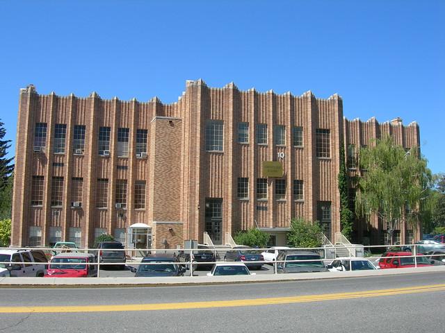 Idaho State University Public Safety Building