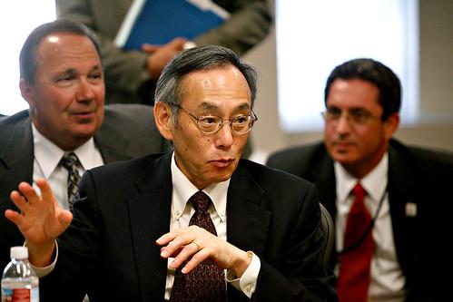 Secretary Chu visits PNNL