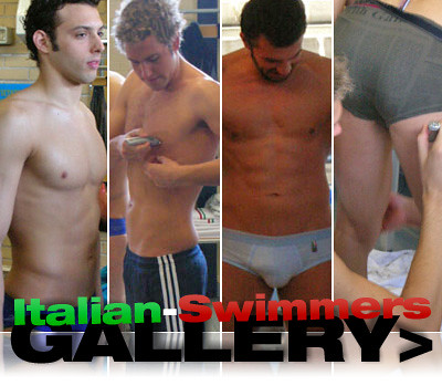 Dolce & Gabbana Italian Swimmers gallery + backstage