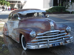 automobile, automotive exterior, vehicle, chevrolet fleetline, antique car, classic car, vintage car, land vehicle, luxury vehicle, motor vehicle,