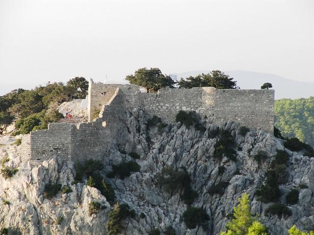 Monolithos Castle - Rhodes